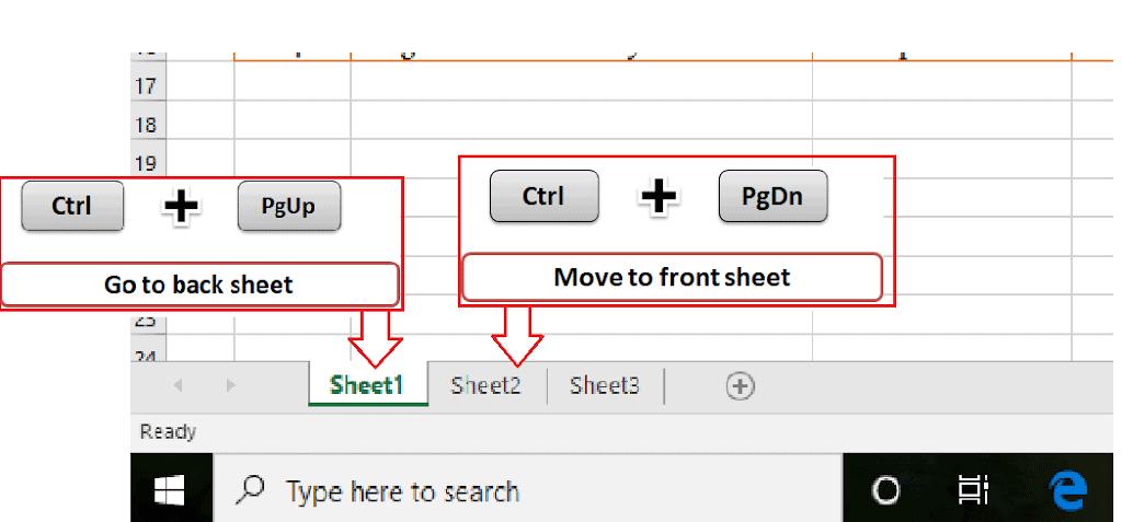 30 Excel shortcut keys that make Excel user friendly | Learn Excel Shortcut Keys in Details 30 Excel shortcut keys that make Excel user friendly | Learn Excel Shortcut Keys in Details