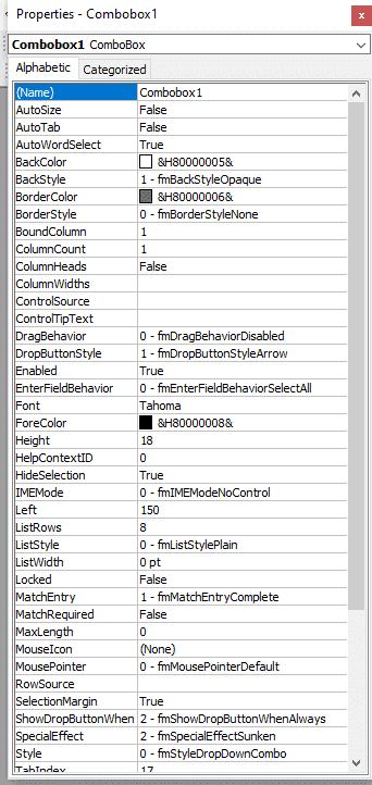 Excel VBA Tutorial 6 - Combo Box Excel VBA | How to Add Combobox in Excel VBA |