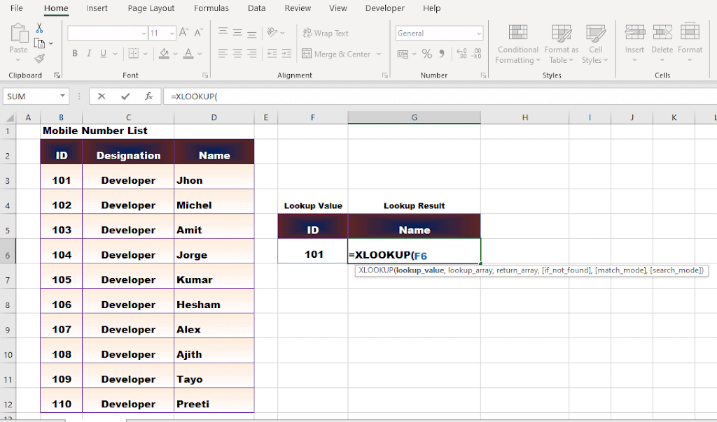 Excel's new XLOOKUP function is now generally available. Learn How to Apply XLOOKUP function?